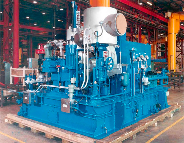 5MW Peter Brotherhood Steam Turbine sold by CESS in Australia